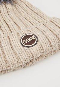 Colmar Originals - Gorro - ivory/melange graphit - 5