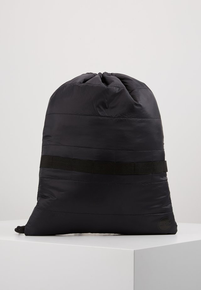 UNISEX BACKPACK - Ryggsekk - black