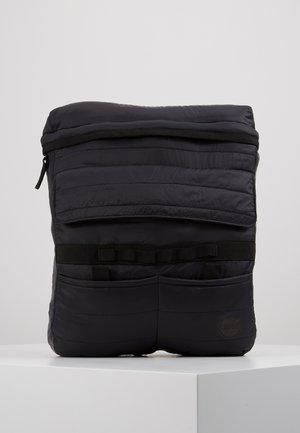 UNISEX BELTPACK - Rucksack - black