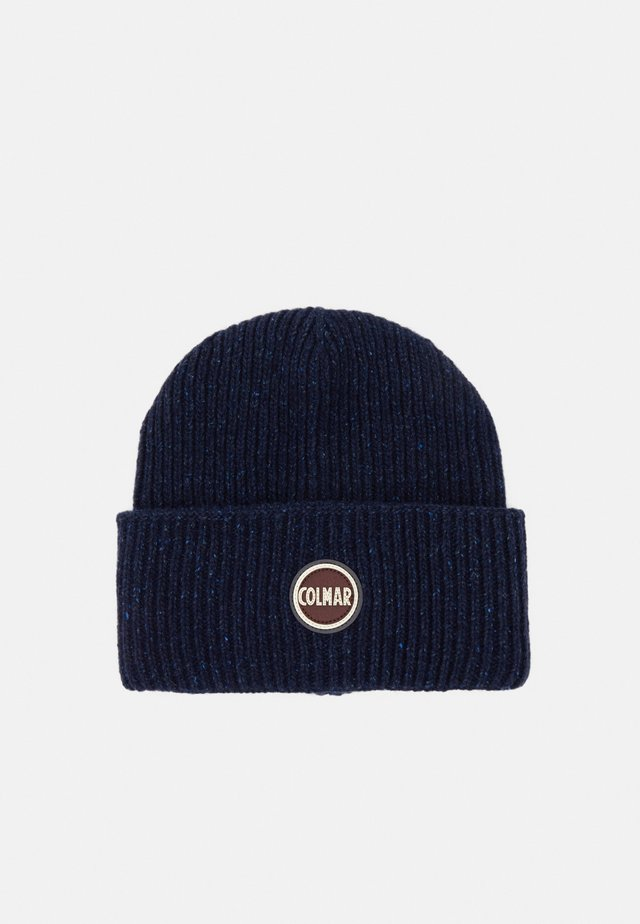 Bonnet - navy blue