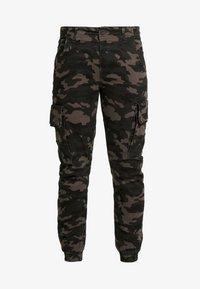 Criminal Damage - Cargo trousers - green - 3