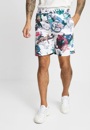 DOMINIC  - Shorts - white/multi