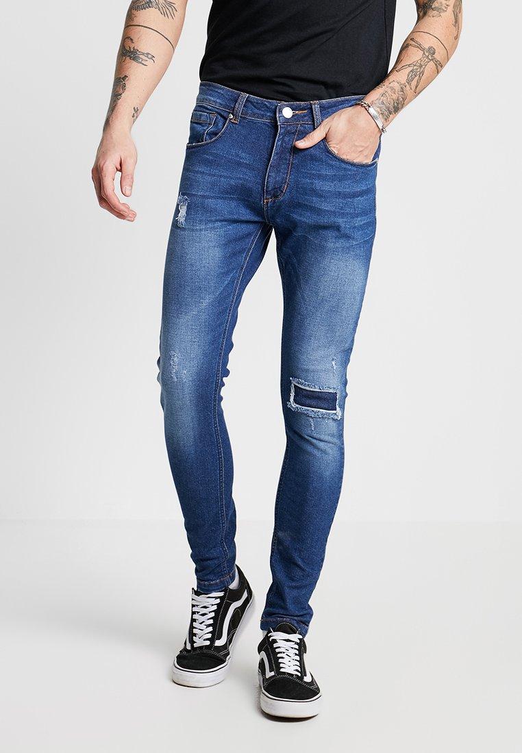 Criminal Damage - GUARD - Jeans Skinny Fit - mid blue