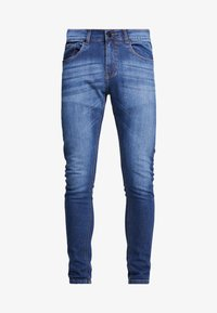 Criminal Damage - SKINNY  - Jeans Skinny Fit - mid wash - 4