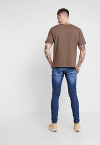 Criminal Damage - SKINNY  - Jeans Skinny Fit - mid wash - 2