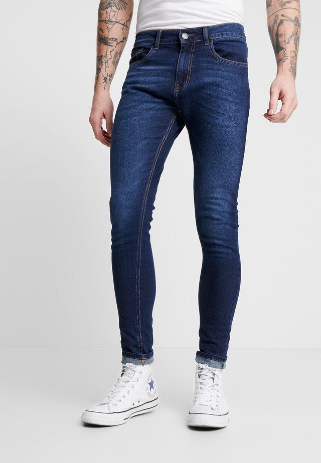 SKINNY  - Skinny džíny - indigo