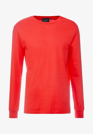 RACER TOP - Longsleeve - red