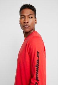 Criminal Damage - RACER TOP - Langarmshirt - red - 3