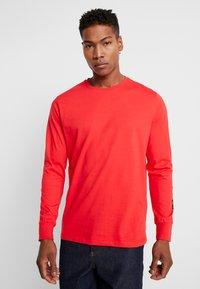 Criminal Damage - RACER TOP - Langarmshirt - red - 0