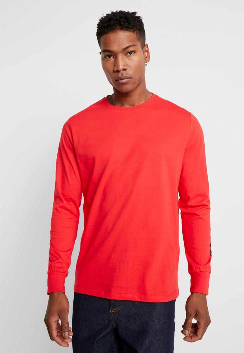 Criminal Damage - RACER TOP - Langarmshirt - red