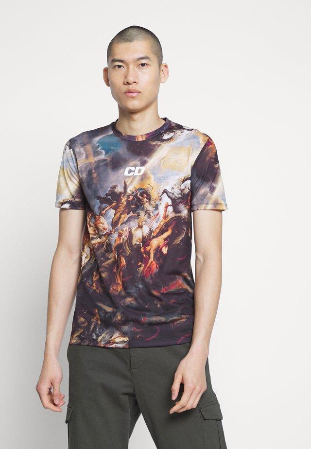 RENAISSANCE TEE - T-shirt con stampa - multi