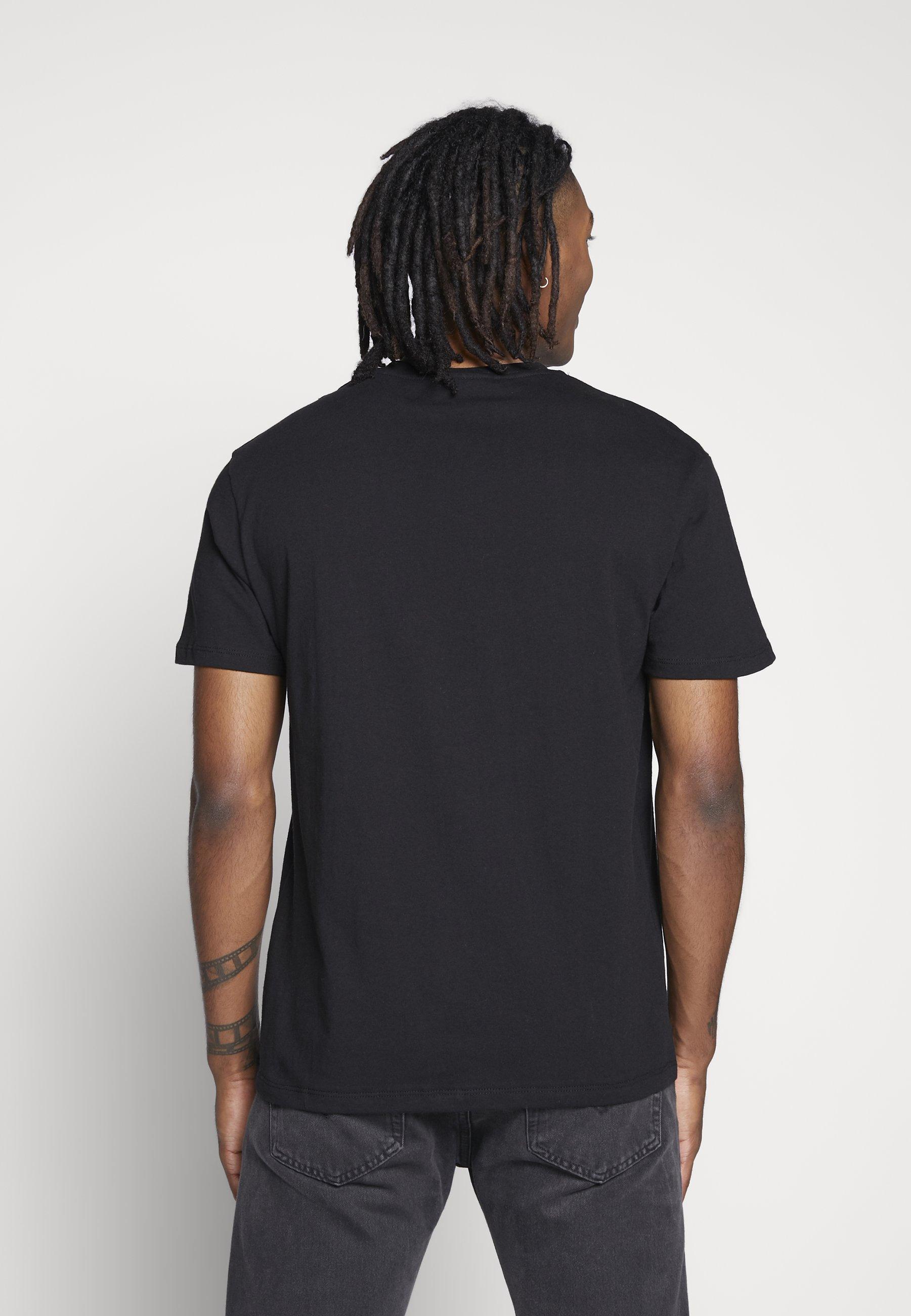 Criminal Damage ESSENTIALS TEE - T-shirt basic - black