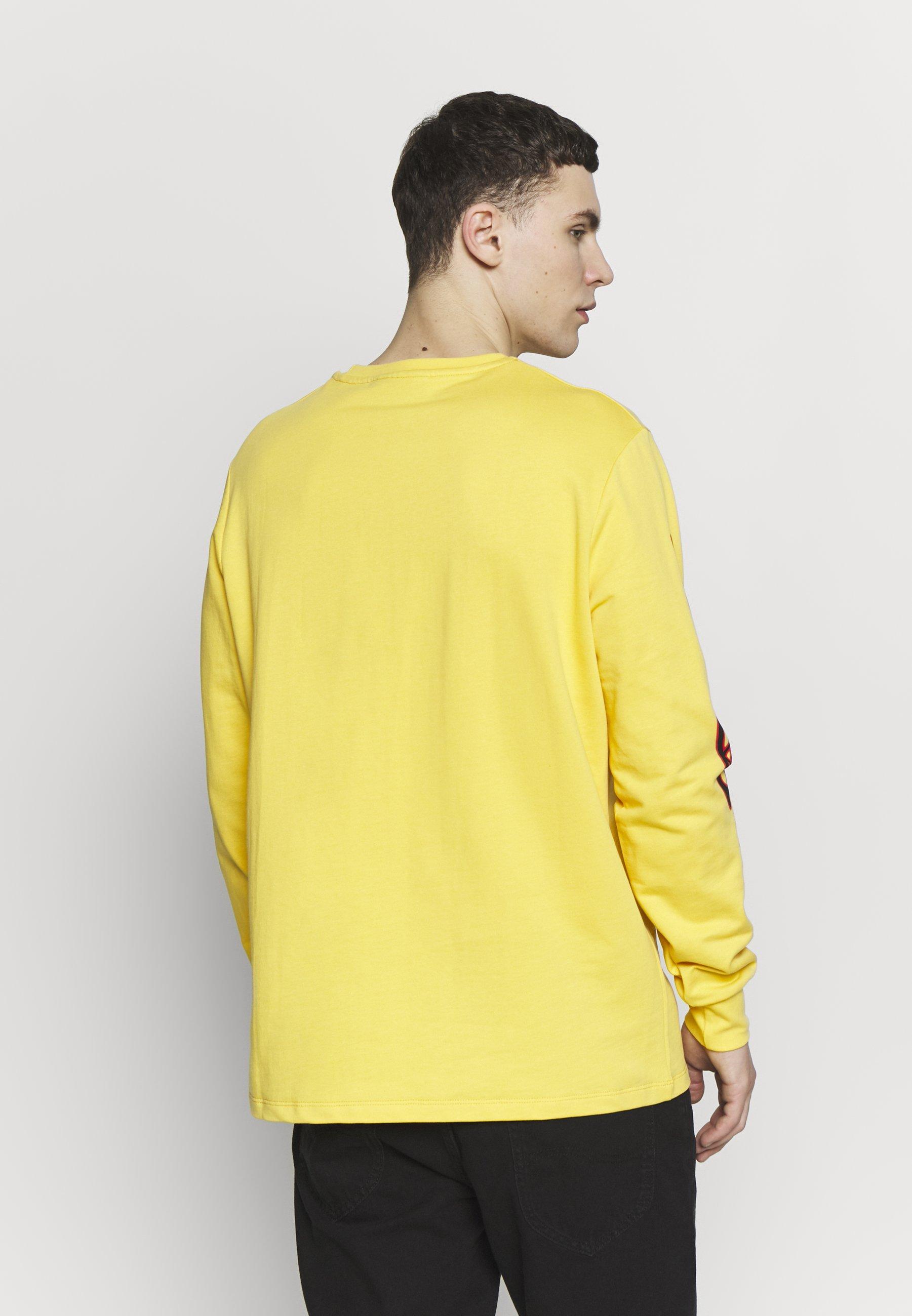 Criminal Damage TRIBAL - Bluza - yellow/multi