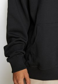 Criminal Damage - WORLD LAND TRUST TURTLE HOOD - Hoodie - black - 4