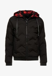 Criminal Damage - STADIUM JACKET - Talvitakki - black - 4