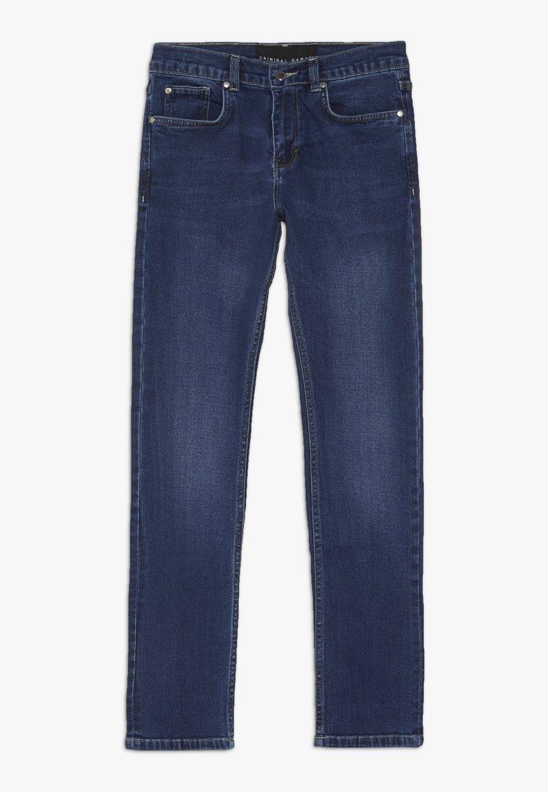 Criminal Damage - JONBOY - Jeans Skinny Fit - dark wash