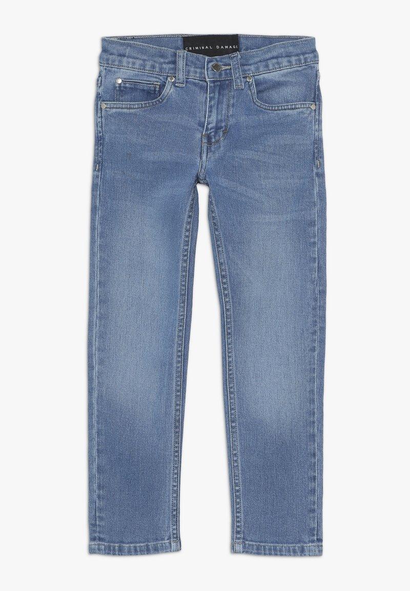 Criminal Damage - GUARD  - Jeans Skinny - mid blue
