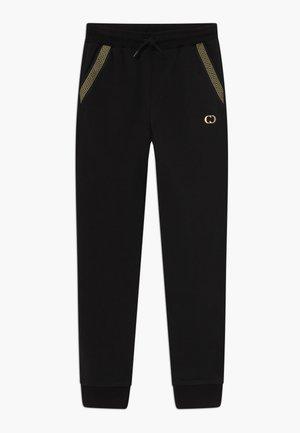 MILANO - Teplákové kalhoty - black/gold