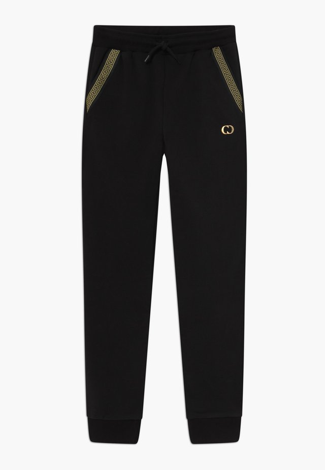 MILANO - Jogginghose - black/gold