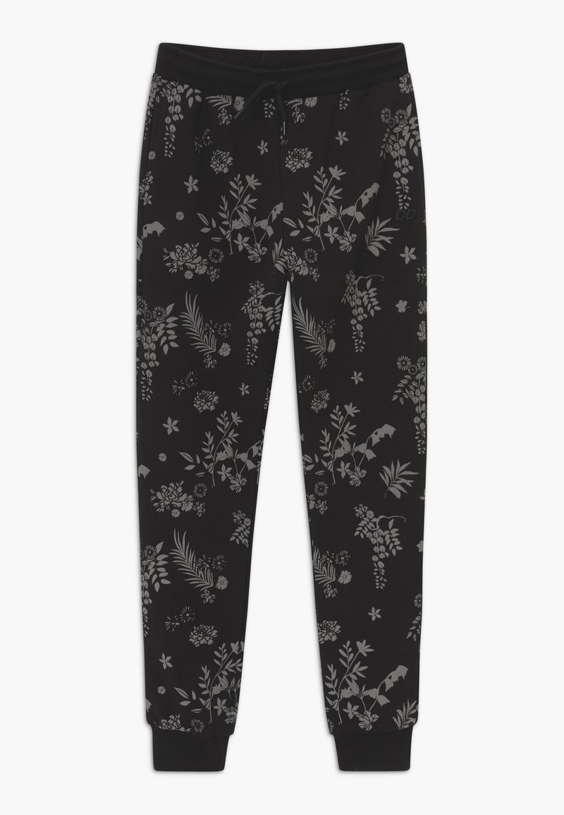 Criminal Damage - JULIUS - Tracksuit bottoms - black