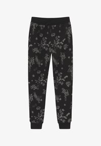 Criminal Damage - JULIUS - Tracksuit bottoms - black - 2