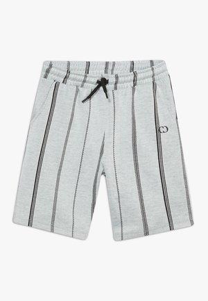 STITCH  - Teplákové kalhoty - grey/black