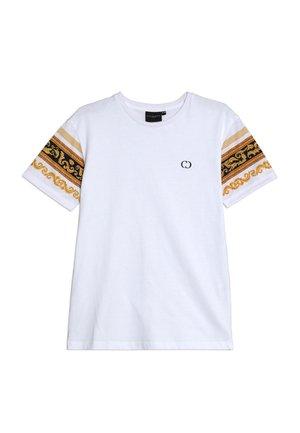 KIDS EATON TEE - T-Shirt print - white/multi