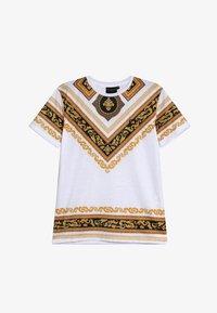Criminal Damage - KIDS TEE - T-Shirt print - white - 2
