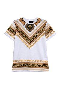 Criminal Damage - KIDS TEE - T-Shirt print - white - 0