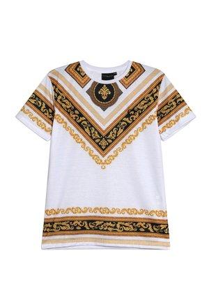 KIDS TEE - T-shirt imprimé - white