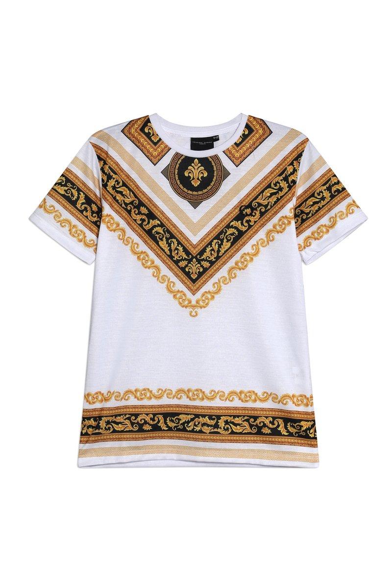 Criminal Damage - KIDS TEE - T-Shirt print - white