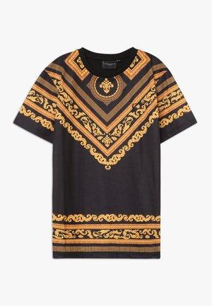 KIDS TEE - T-shirt med print - black
