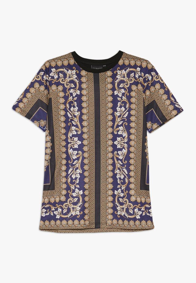 Criminal Damage - PEDRO TEE - Print T-shirt - multicolor