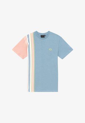 BRAN TEE - T-shirts print - blue/multicolour
