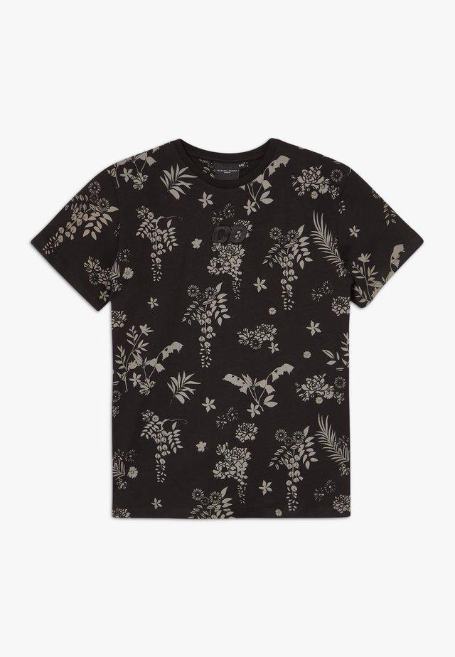 JULIUS TEE - T-shirt con stampa - black