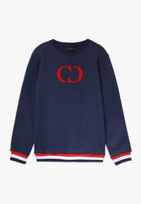 Criminal Damage - IRVINE - Sweater - navy/white - 0
