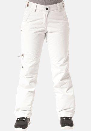 Pantalon de ski - white