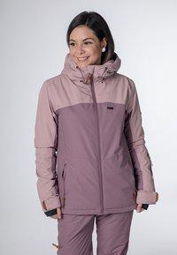 CNSRD - ALEXIS - Snowboardjas - wine - 0