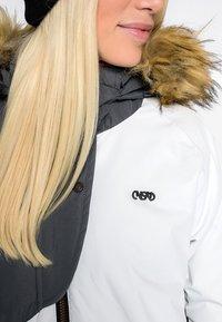 CNSRD - JILIAN - Snowboardjas - white - 4