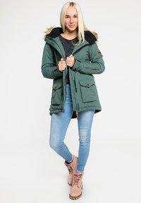 CNSRD - FLORA - Veste d'hiver - green - 1