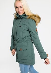 CNSRD - FLORA - Veste d'hiver - green - 3