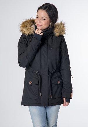 FLORA - Veste d'hiver - black