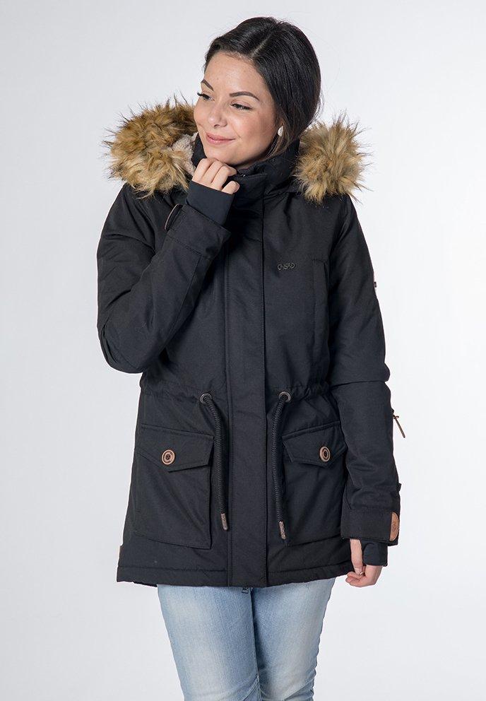 CNSRD - FLORA - Veste d'hiver - black