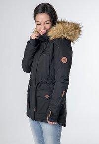 CNSRD - FLORA - Veste d'hiver - black - 3
