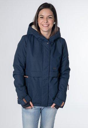 FIONA - Veste d'hiver - marine