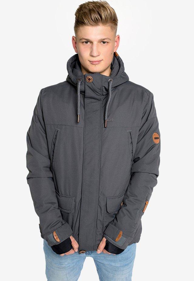 FINN - Winter jacket - iron