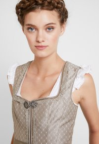 Country Line - Dirndl - brown - 3