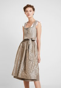 Country Line - Dirndl - brown - 0