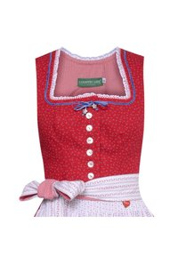 Country Line - EDWINA - Dirndl - red - 2