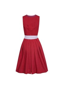 Country Line - EDWINA - Dirndl - red - 1